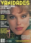 peru Vanidades 23. July 1985 cover by unknown - 3/85 petra serie