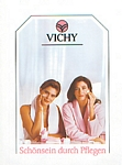 VICHY 20 Lait + Lotion w/ Rosemary Mc Grotha - german booklet 1987