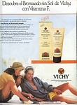 VICHY 30 Bronzage Sans Soleil w/ Rosemary Mc Grotha - spanish unknown