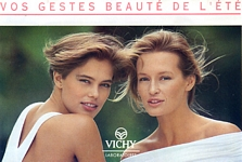 VICHY 35 Mission - french booklet 1991